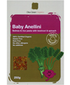 Olive Green Organics Baby Anellini Quinoa & Rice Pasta with Beetroot and Spinach