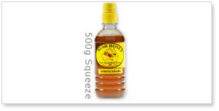 Bush Honey Australia Pure Australian Bush Honey (Squeeze Bottle)