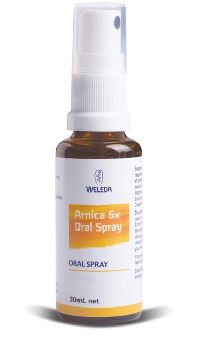 Weleda Arnica 6x Oral Spray