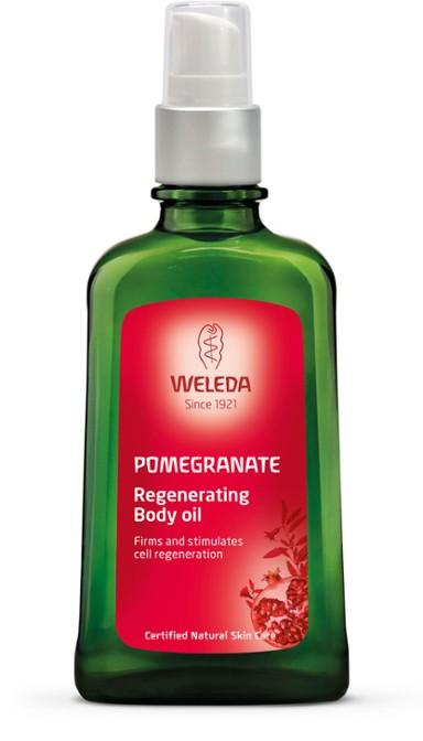 Weleda Pomegrante Regenerating Body Oil