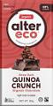 Alter Eco Deep Dark Quinoa Crunch Organic Chocolate