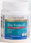 Herbs of Gold Zinc Forte + C