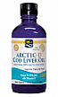 Nordic Naturals Artic-D Cod Liver Fish Oil Lemon