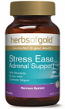 Herbs of Gold Stress-Ease Adrenal Support