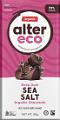 Alter Eco Deep Dark Sea Salt Organic Chocolate