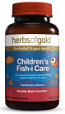 Herbs of Gold Children's Fish-i Care