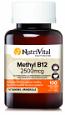 Nutrivital Methyl B12 2500mcg