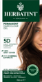 Herbatint Permanent Haircolour 5D Light Golden Chestnut