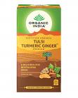 Organic India Certified Organic Tulsi Turmeric Ginger Tea