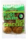 Spiral Foods Nori Seaweed Rice Crackers