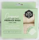 Ever Eco Organic Cotton Net Produce Bags