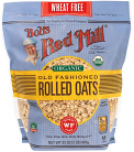 Bob's Red Mill Organic Old Fashioned Rolled Oats Wheat Free
