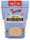 Bob's Red Mill Wheat Free Steel Cut Oats Wholegrain