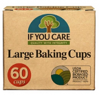 If You Care Compostable Large Baking Cups
