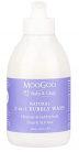 Moogoo Natural 2-in-1 Bubbly Wash