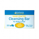 Grahams Natural Cleansing Bar