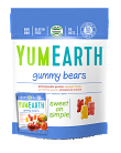Yum Earth Organic Gummy Bears Assorted