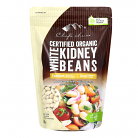 Chef's Choice Certified Organic White Kidney Beans
