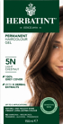 Herbatint Permanent Haircolour 5N Light Chestnut