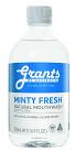 Grants of Australia Minty Fresh Natural Mouthwash