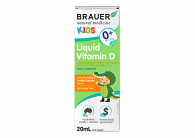 Brauer Kids Liquid Vitamin D