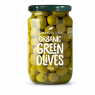 Ceres Organics Green Olives Pitted