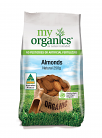 My Organics Almonds