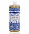 Dr Bronner's Magic Soaps Pure-Castile Soap Peppermint