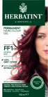 Herbatint Permanent Haircolour FF1 Henna Red
