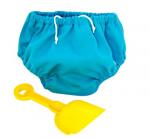 Pea Pods Swimmer Nappy - Aqua Blue