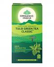 Organic India Certified Organic Tulsi Green Tea Classic