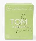 Tom Organic Pads Regular