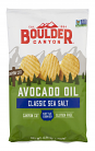 Boulder Canyon Kettle Cooked Potato Chips Avocado Oil Classic Sea Salt