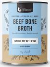 Nutra Organics Beef Bone Broth Hearty Original Flavour