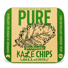 Extraordinary Foods Probiotic Kale Chips With Dill and Onion