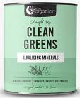 Nutra Organics Clean Greens