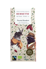 Bennetto Natural Foods Co Toasted Hazelnut Dark Chocolate 60%