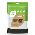 Lotus Certified Organic Arrowroot