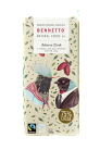 Bennetto Natural Foods Co Intense Dark Pure Chocolate 75%