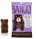 The Carob Kitchen Carob Bear Coconut (Banjo Bear)