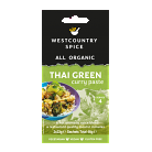 West Country Spice Company All Organic Thai Green Curry Paste