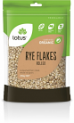 Lotus Certified Organic Rolled Rye Flakes
