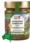 Exotic Bazaar Sauteed Herbs & Persian Lime Ghormeh Sabzi Cooking Sauce