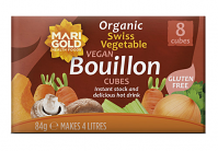 Marigold Organic Vegetable Vegan Bouillon Stock Cubes