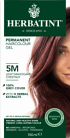 Herbatint Permanent Haircolour 5M Light Mahogany Chestnut