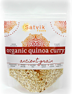 Satvik Foods Organic Quinoa Curry Saute Simmer & Serve