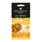 West Country Spice Company All Organic Korma Curry Paste