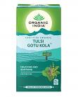Organic India Certified Organic Tulsi Gotu Kola Tea