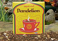 Chai Spiced Dandelion Tea