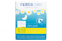 Natracare Organic Cotton Ultra Pads Regular